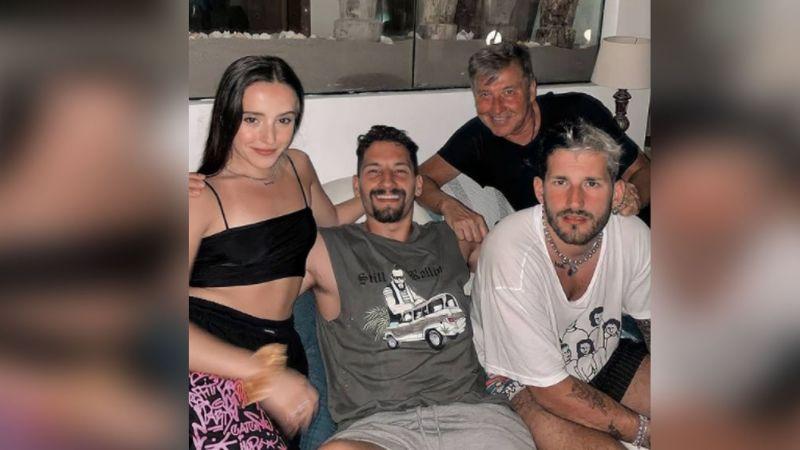 Los Montaner y Camilo preparan refugio de amor y auxilio con próximo proyecto