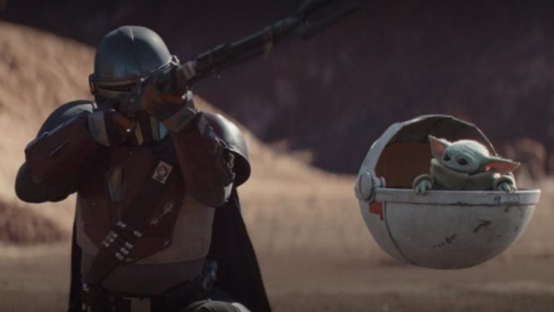 Final de 'The Mandalorian' se vuelve viral ante aparición de 'Luke Skywalker'