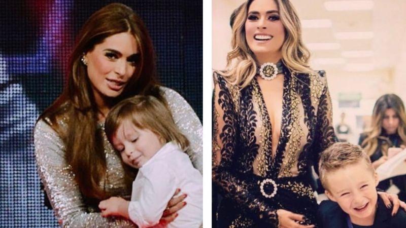 Galilea Montijo deja en shock a todo Televisa al presumir cuánto creció Mateo