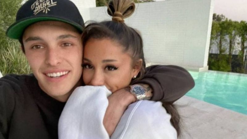 Ariana Grande: Esto es lo que debes saber sobre su misterioso prometido Dalton Gomez