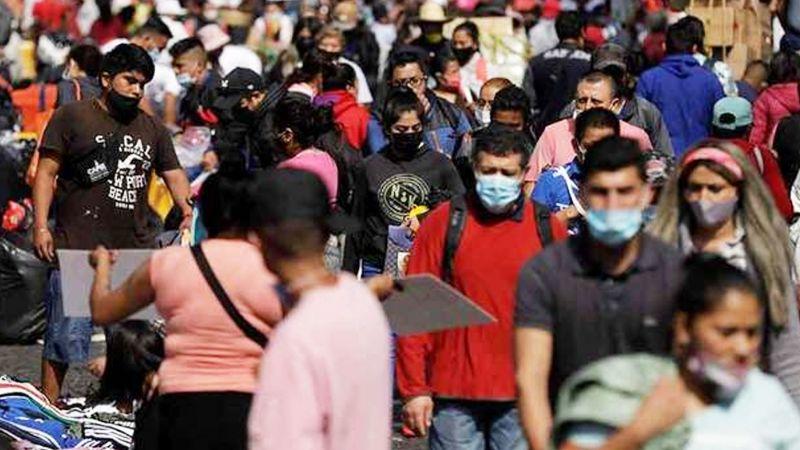 México acumula 118 mil 202 muertes y 1 millón 320 mil 545 contagios de Covid-19