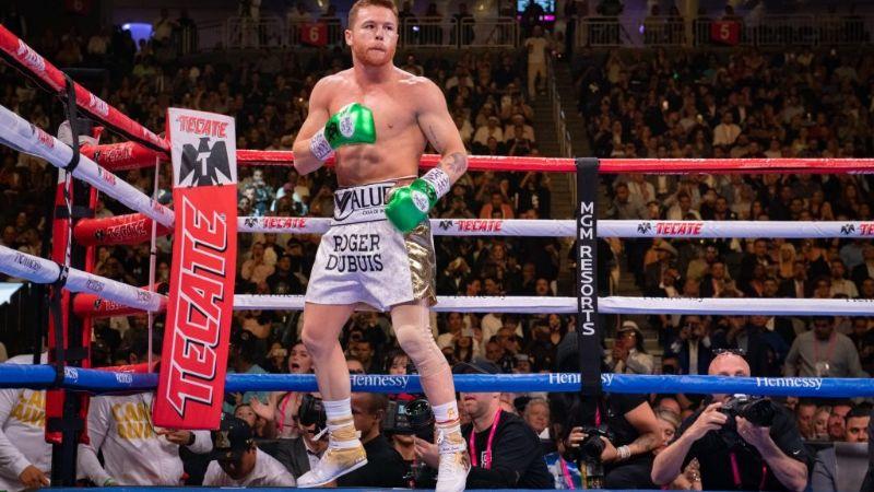 'Canelo' Álvarez podría estrenar cinturones en México ante Yildirim