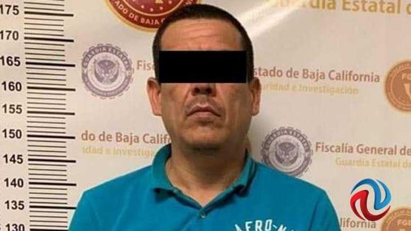 Mexicali: Padre de familia abusó de su hija de 13 años y ahora está tras las rejas