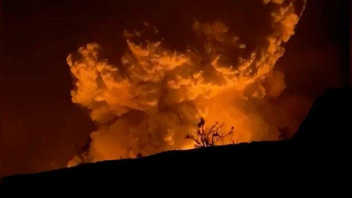 VIDEO: 'Kilauea', el volcán ubicado en Hawái, entra en erupción con sismo de 4.4
