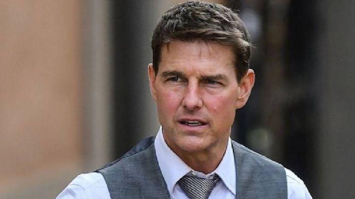 Afirman que los gritos de Tom Cruise contra el equipo de 'Misión Imposible 7' es falso