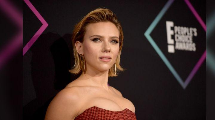 Scarlett Johansson es 'humillada' por su esposo tras hacer una broma en 'Saturday Nigh Live'