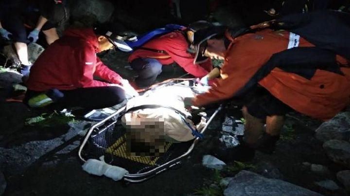 Hombre consigue ser rescatado luego de pasar hasta 40 días atrapado en una cueva