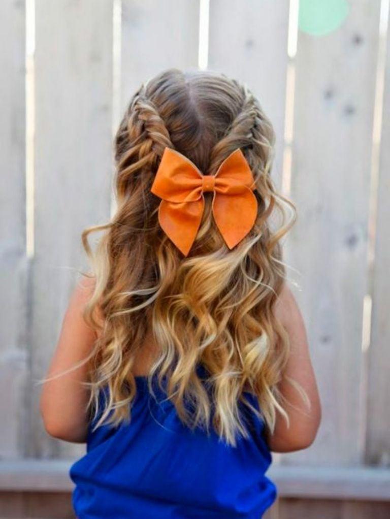 Sensacional peinados de ninas Imagen De Tendencias De Color De Pelo - Los mejores peinados para niñas que se convertirán en ...
