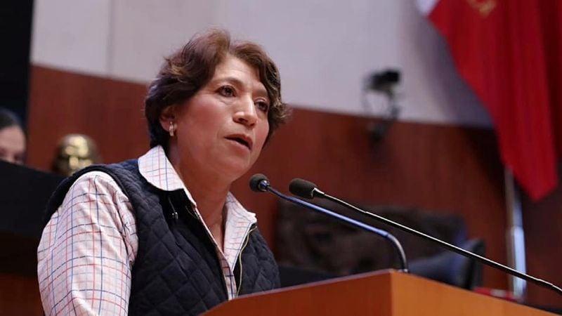 Delfina Gómez, excandidata a la gubernatura de Edomex será la primer mujer al frente de la SEP