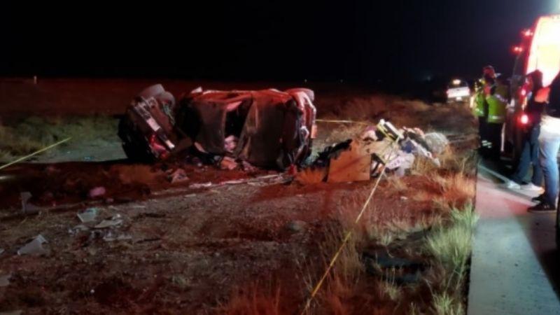 Accidente carretero en el tramo Empalme-Obregón deja a una mujer fallecida