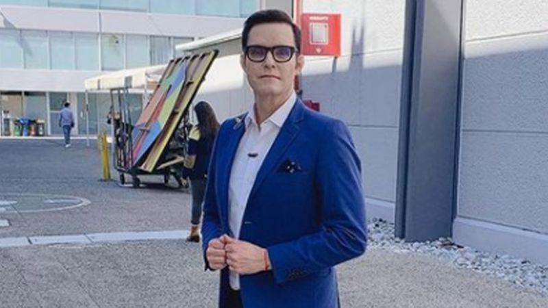 """""""Tengo que decir adiós"""": Horacio Villalobos anuncia fin de su programa en TV Azteca"""