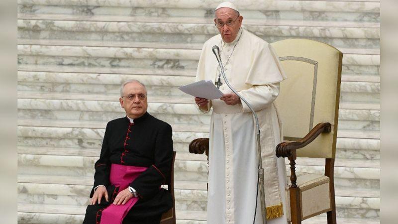 """Papa Francisco asegura que nadie pierde su trabajo en el Vaticano: """"Son lo más importante aquí"""""""