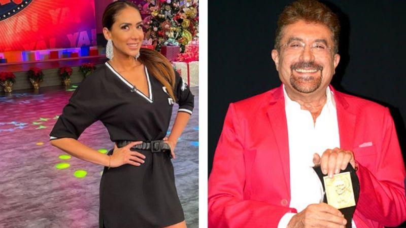 Alfredo Gudinni 'alza la mano' para suplir a Cynthia Urías en proyecto de Televisa