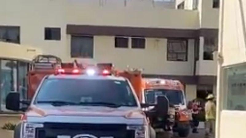 Lamentable: Niña de 12 años muere intoxicada por fuga de gas en habitación de hotel