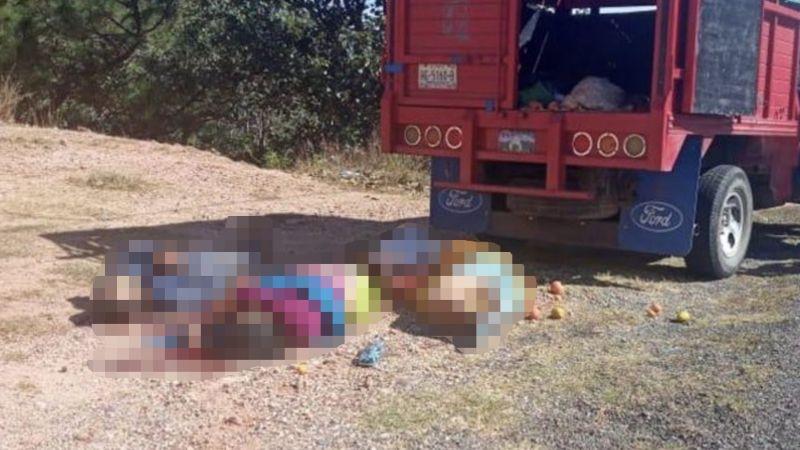 Guerrero: Amarran, torturan y dan tiro de gracia a cuatro indígenas nahuas