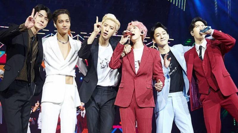 Integrantes del grupo de K-Pop EXO son considerados de los más guapos de este 2020