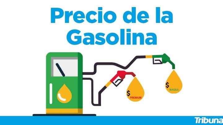 Precio de la gasolina en México hoy domingo 10 de enero del 2021