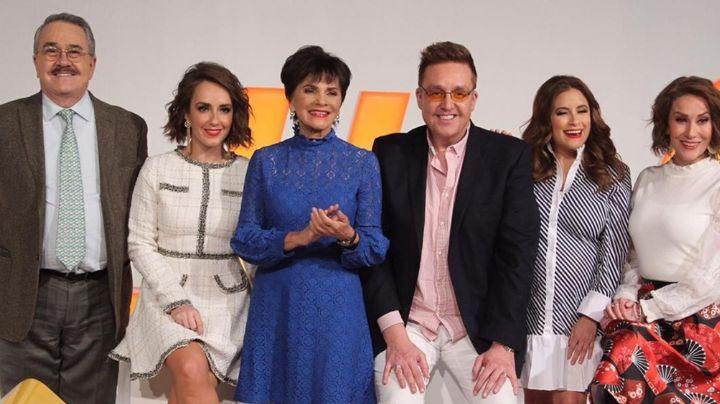 ¿Golpe a TV Azteca? Rumoran en redes posible rivalidad entre conductores de 'Ventaneando'