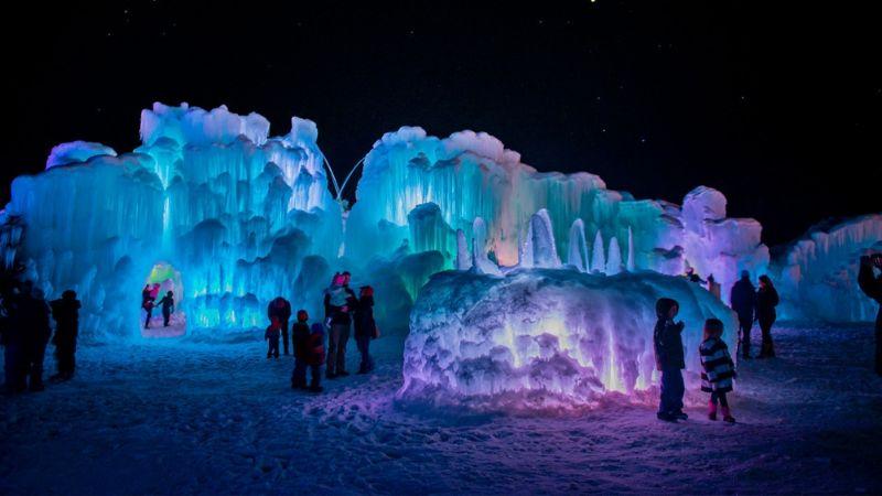 Los castillos de hielo, estarán de vuelta en EU, con nuevo protocolo de seguridad