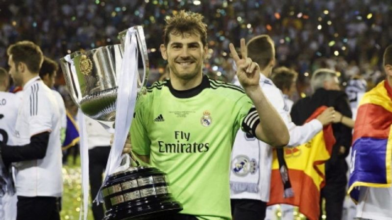"Iker Casillas, feliz de regresar al Real Madrid: ""Orgulloso de volver a casa"""
