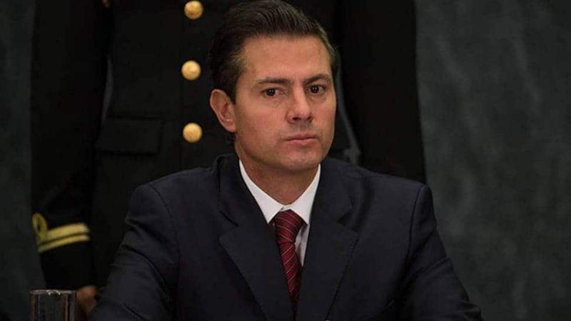 """Enrique Peña Nieto lamenta la muerte de """"su amigo"""", el periodista Juan Bustillos"""