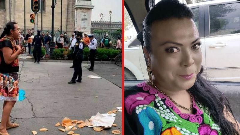 'Lady Tacos de Canasta', abre su propio local tras ser despojada de su puesto en las calles de CDMX