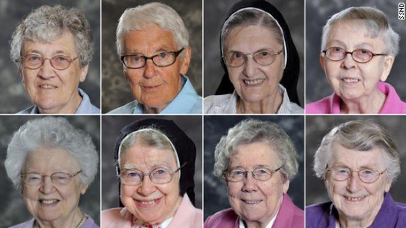 La muerte por Covid-19 de 8 monjas conmociona a una comunidad de Wisconsin