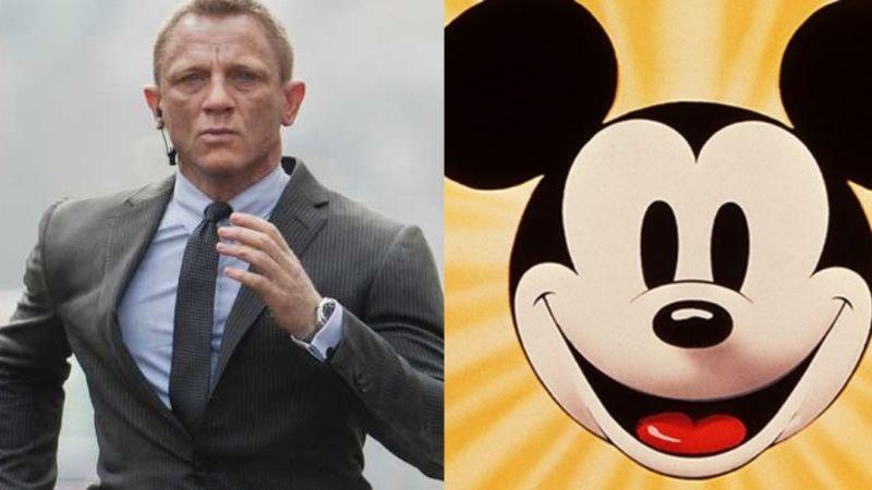 'James Bond' podría convertirse en propiedad de Disney tras comprar la empresa MGM