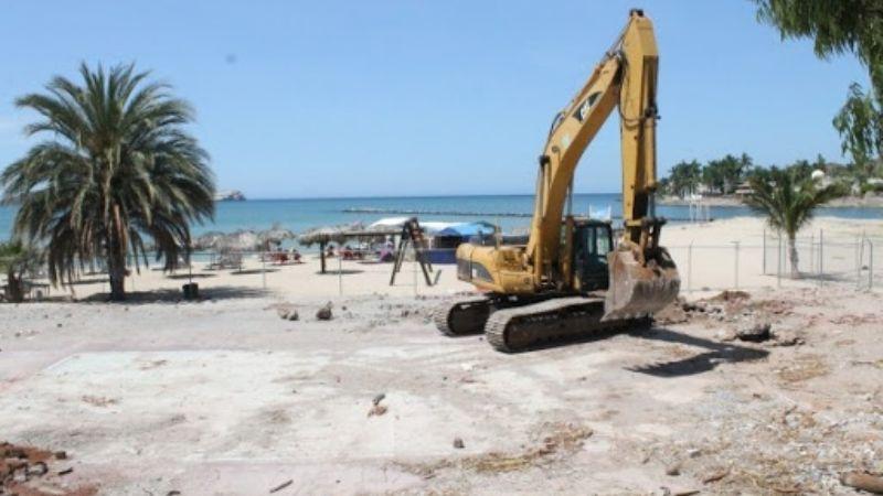 Playas libres quedan pocas, piden intervención de autoridades