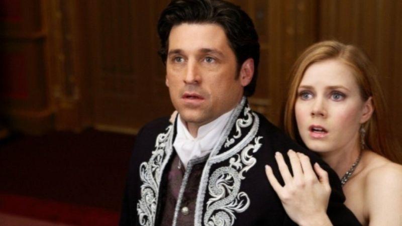 Patrick Dempsey volverá en su icónico personaje para la secuela de 'Encantada'