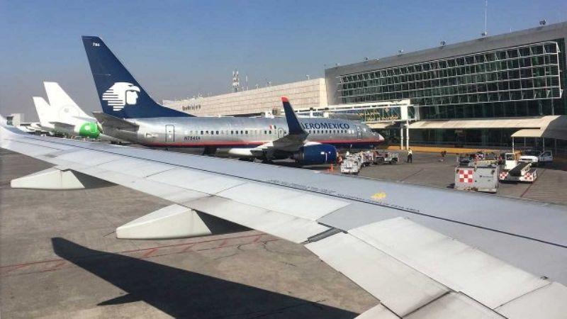 A pesar de nueva cepa de Covid-19, México no frenará vuelos de Reino Unido