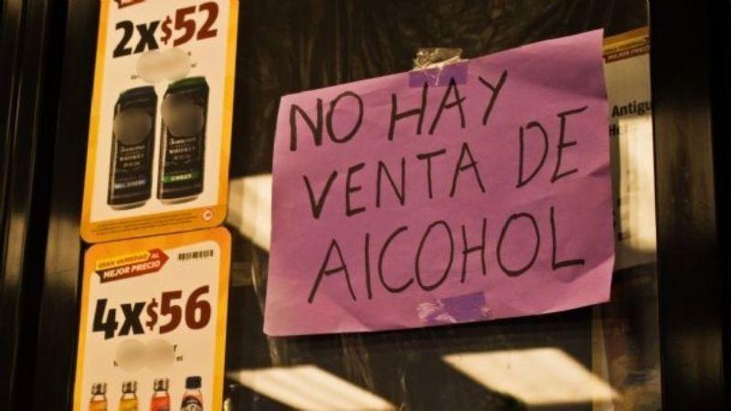 Se suspende la venta de alcohol en Navidad y Año Nuevo en CDMX; Ley Seca hasta enero