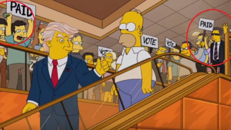 'Los Simpson' tendrán un especial sobre sus episodios de predicciones en FOX