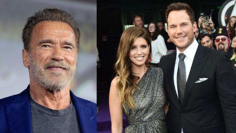 """Arnold Schwarzenegger podría no aceptar a su yerno Chris Pratt: """"Estaría enferma si se casa"""""""