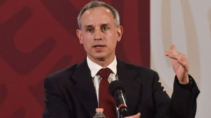 López-Gatell revela la fecha exacta en la que comenzará la vacunación en México
