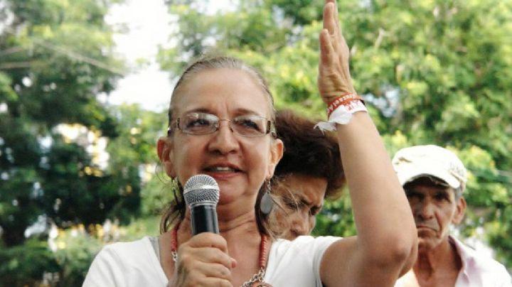 Felipa Obrador, la prima de AMLO, vuelve a recibir contratos de Pemex