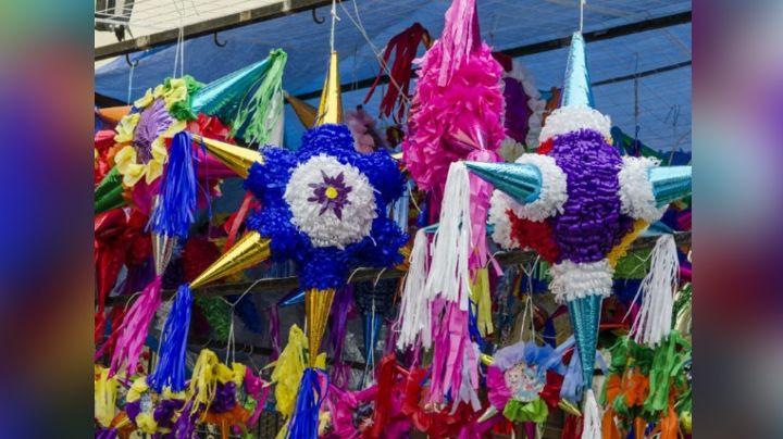 Piñatas de Navidad: Este es su origen mexicano y el significado de cada pico