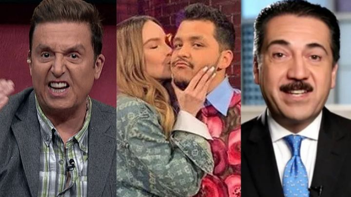 Falso romance en 'La Voz', Bisogno 'vetado' de 'Ventaneando' y más escándalos de TV Azteca