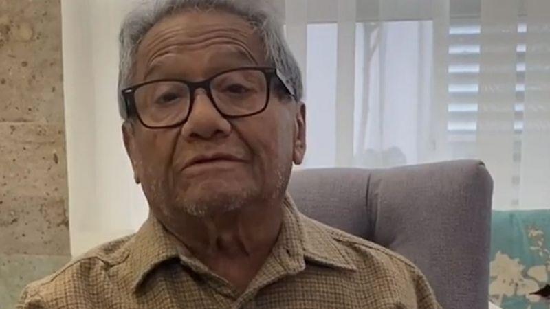 Armando Manzanero es intubado tras ser hospitalizado de emergencia por Covid-19