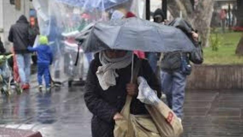 Frente Frío Número 23 llegará este miércoles con bajas temperaturas y lluvias