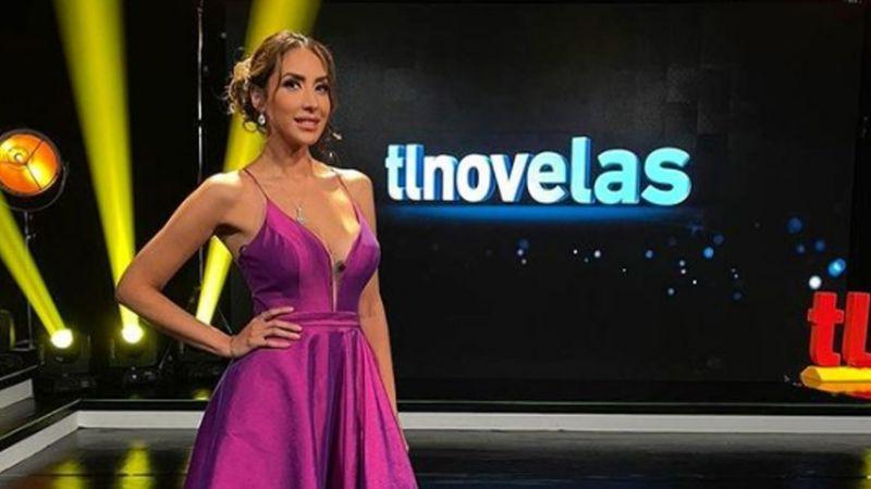 Revelan fecha en la que Cynthia Urías dejará el canal 'Tlnovelas' de Televisa