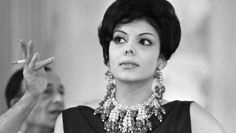 Norma Cappagli, la primer Miss Mundo argentina, muere al ser embestida por autobús
