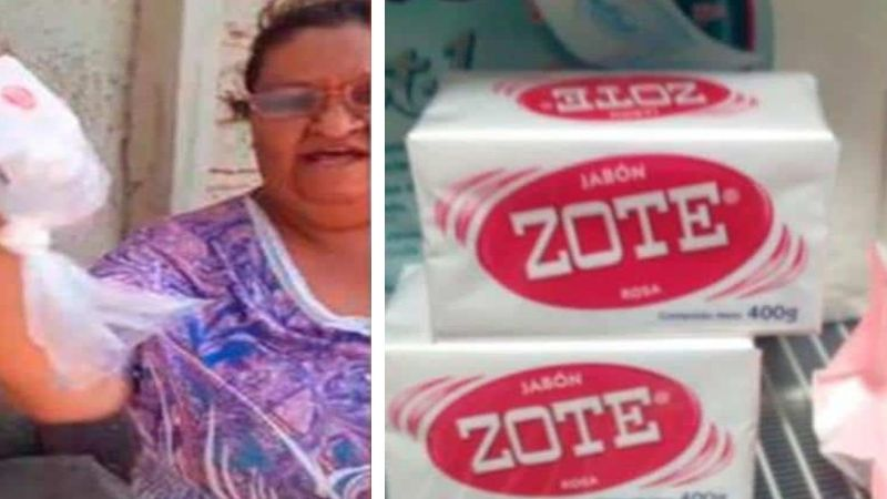 Redes sociales recuerdan a 'Lady Zote' con sus más divertidos memes