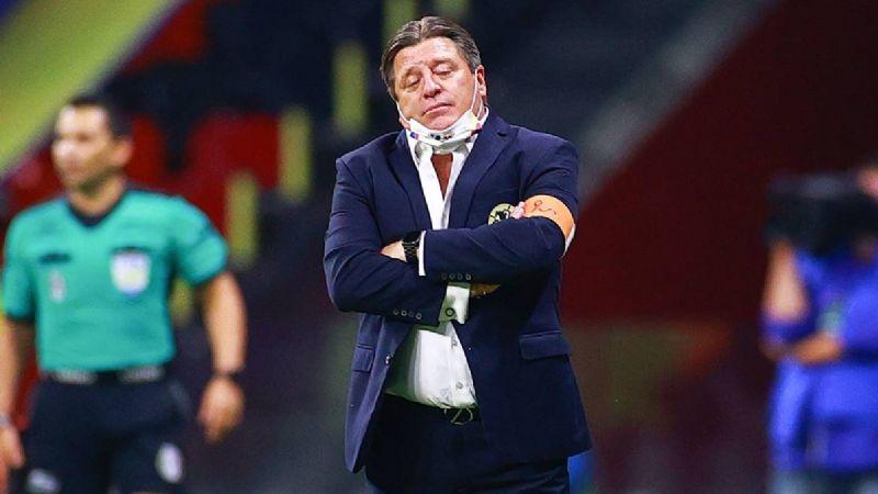 """'Piojo' Herrera: """"Lo extracancha fue un pretexto"""" para su salida del América"""