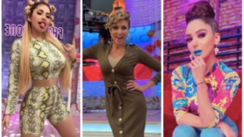 Las 5 exparticipantes de 'Enamorándonos' que se hicieron famosas al salir de TV Azteca