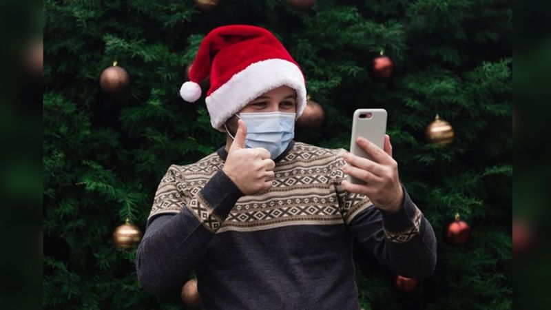 La sala de Facebook será de las mejores opciones para celebrar Navidad