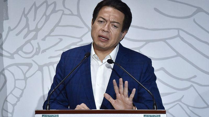 Mario Delgado informa que la alianza de Morena con el PT no se ha podido concretar