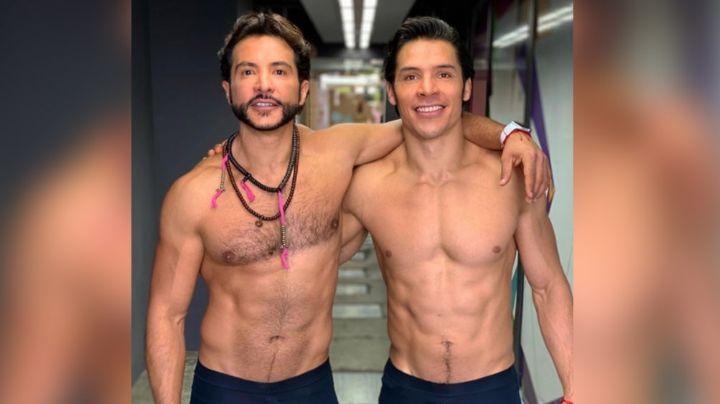 Alejandro Maldonado aparece en 'VLA' con su supuesto novio y todo TV Azteca estalla