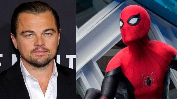 Leonardo DiCaprio podría unirse al Universo Cinematográfico de Marvel como 'Spiderman'