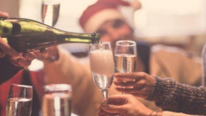 Estas son las calorías que subirías con las bebidas de la fiesta de Navidad y Año Nuevo